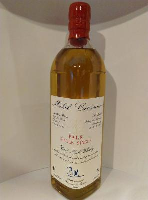 "<B>Whisky Michel Couvreur "" Pale Single Single ""</B>"